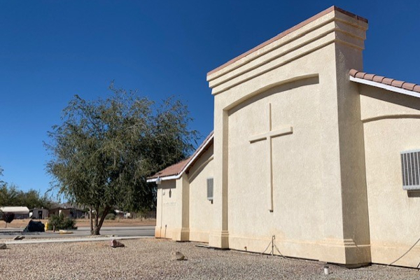Holy Apostolic Church in Apple Valley, CA