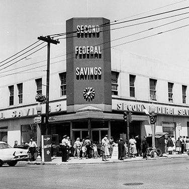 Second Federal Savings